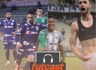 O FutCast está disponível nas principais plataformas de podcast
