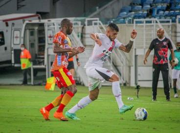 Ferroviário goleia a Juazeirense por 4 a 0 e se classifica para a 3ª fase da pré-Copa do Nordeste