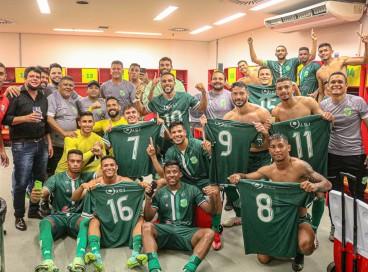Floresta conquistou empate nos acréscimos e bateu o Santa Cruz nos pênaltis, avançando à decisão de vaga na Copa do Nordeste 2022.