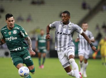 Ceará e Palmeiras se enfrentam na Arena Castelão em jogo atrasado da 19ª rodada da Série A