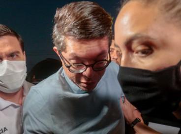 DJ IVIS havia sido preso no dia 14 de julho