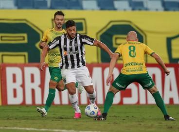 Atlético-MG e Cuiabá se enfrentam hoje, 24, pela Série A do Brasileirão. Veja onde assistir ao vivo à transmissão, qual horário do jogo e provável escalação.