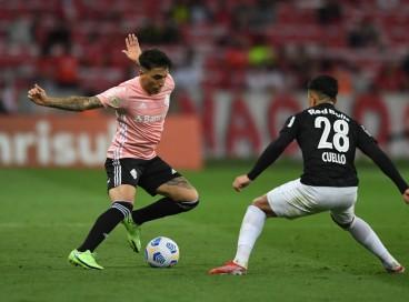 Com gol no fim, Red Bull Bragantino arrancou empate contra o Internacional