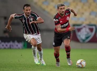 Fluminense e Flamengo se enfrentam hoje, 23, pela Série A do Brasileirão. Veja onde assistir ao vivo à transmissão e qual horário do jogo