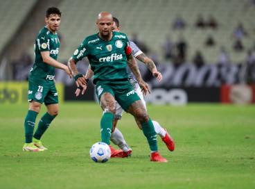 Palmeiras tem jogo hoje, segunda-feira, 25 de outubro (25/10), contra o Sport Recife pelo Brasileirão 2021; confira tabela atualizada da classificação - 28ª rodada