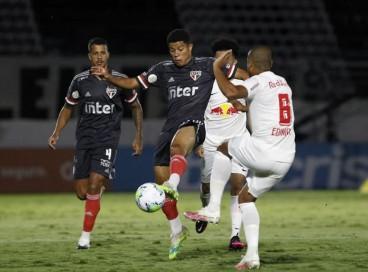 RB Bragantino e São Paulo se enfrentam hoje, 24, pela Série A do Brasileirão. Veja onde assistir ao vivo à transmissão, qual horário do jogo e provável escalação.