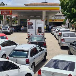 Gasolina chega a R$ 7,10 e etanol bate os R$ 6,67 no Ceará