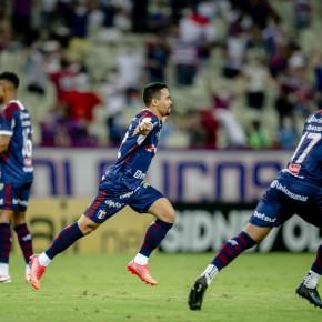 Fortaleza bate Athletico-PR por 3 a 0 e assume vice-liderança do Brasileirão
