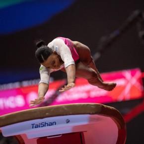 Rebeca Andrade faz outro capítulo na história com ouro e prata no Mundial de Ginástica
