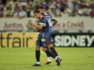Robson quebrou um jejum de 12 jogos sem marcar pela Série A