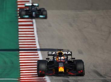 Max Verstappen superou Lewis Hamilton nos GP dos EUA