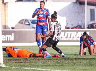 Ceará venceu com gol de Rafa, no segundo tempo