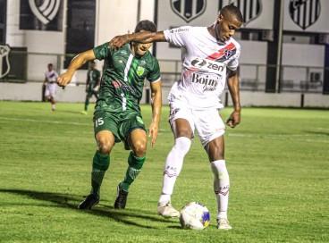 Floresta e Ferroviário disputam vaga na Copa do Nordeste 2022.