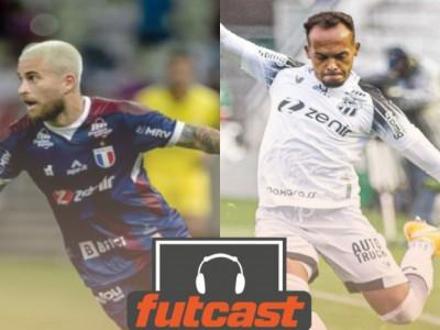 FutCast 181 debate sobre as probabilidades de Fortaleza e Ceará na Série A