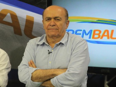 Evaristo Nogueira está bombando nas redes sociais por sua participação como Vavá Maravilha e Homem Mau no programa Trem Bala, da rádio O POVO CBN