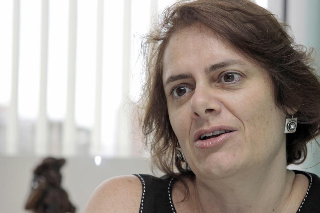 Entrevista com Ana Celina Bueno (Vice-Diretora da Acesso Comunicação), sobre mercado publicitário Na foto: Ana Celina Foto: Edimar Soares, em 07/02/2011