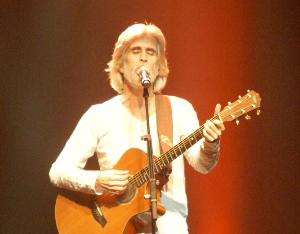 Oswaldo Montenegro, cantor Divulgação