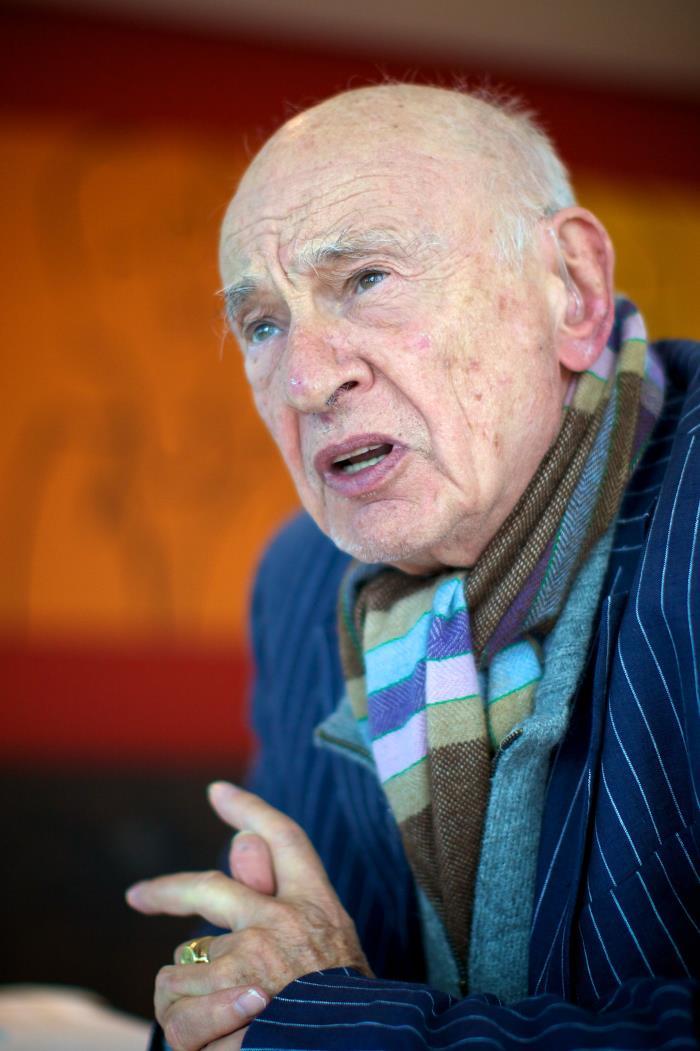 Edgar Morin, filósofo e sociólogo francês