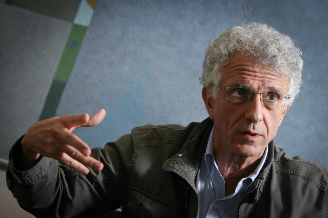 Entrevista Páginas Azuis Na foto: Contardo Calligaris, escritor e psicanalista Foto: Fco Fontenele, em 17/09/2011 (Foto: FCO FONTENELE)