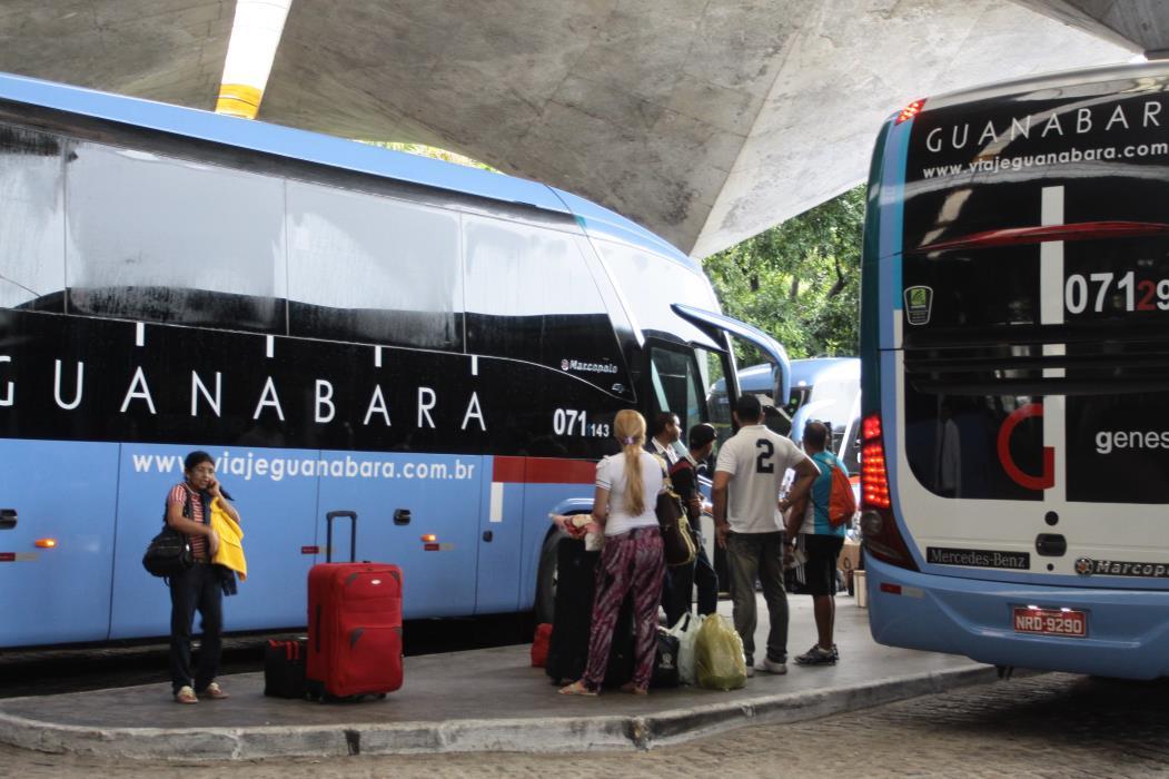 Apenas Paracuru será atendido pela empresa Vitória, os outros 21 municípios ficaram a cargo da Expresso Guanabara (Foto: MAURI MELO)