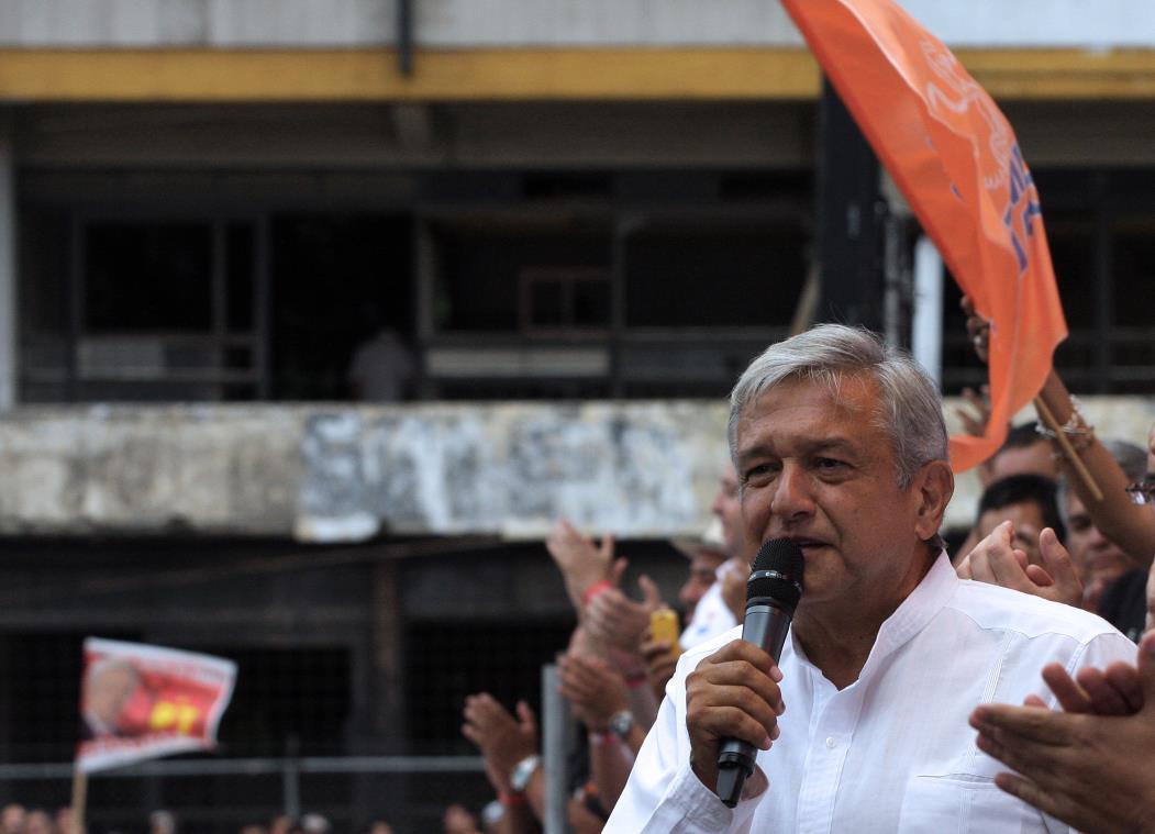 Medida agora vai para sanção do presidente Obrador (Foto: HECTOR GUERRERO)