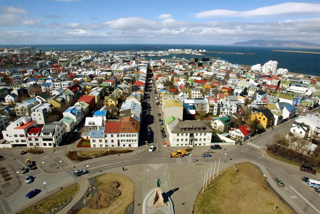 """Os testes foram conduzidos pela Câmara Municipal de Reykjavík e pelo governo nacional, que descreveram o resultado como um """"sucesso esmagador"""". AFP PHOTO / Odd ANDERSEN  (Foto: ODD ANDERSEN)"""