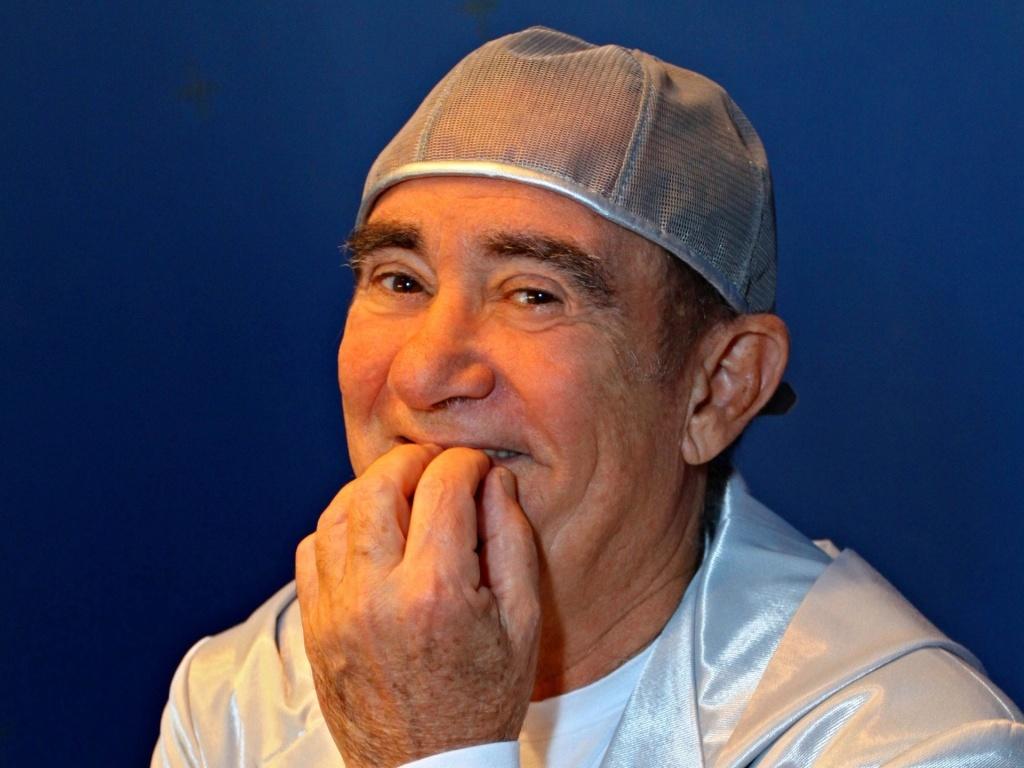 Renato Aragão, ator e humorista criou o personagem Didi Mocó