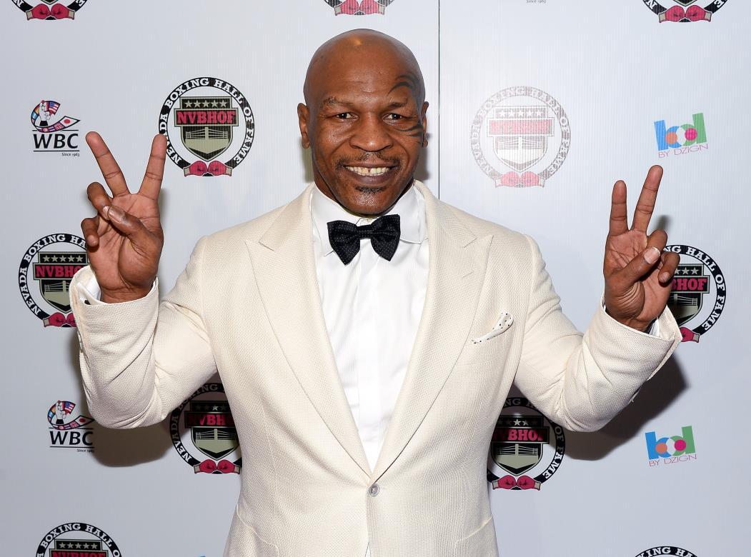 Mike Tyson vai retornar aos ringues após 15 anos da última luta (Foto: Ethan Miller)