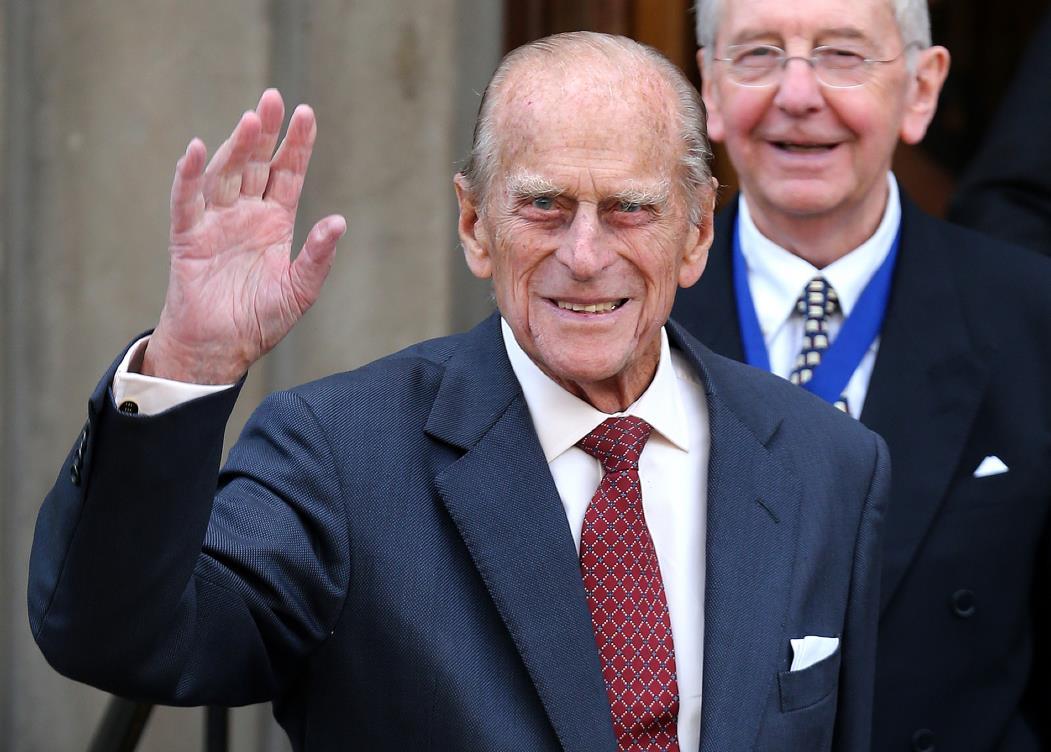 Príncipe Philip abandonou suas atividades em 2017 (Foto: ANDREW MILLIGAN)