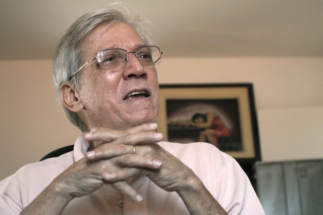 Oswald Barroso é ator, escritor, teatrólogo e pesquisador.