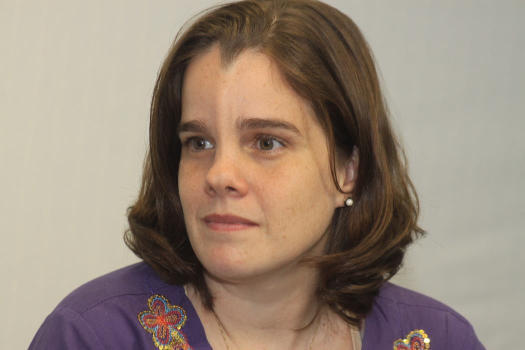 Jornalista Juliana Matos Brito, do time de editores do O POVO, é nova aluna de Mestrado na UFC