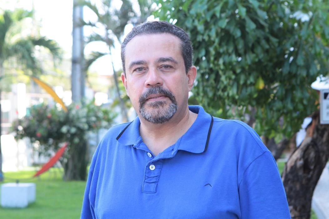 Romeu Duarte Junior, arquiteto, é um dos autores de Rhinocéros