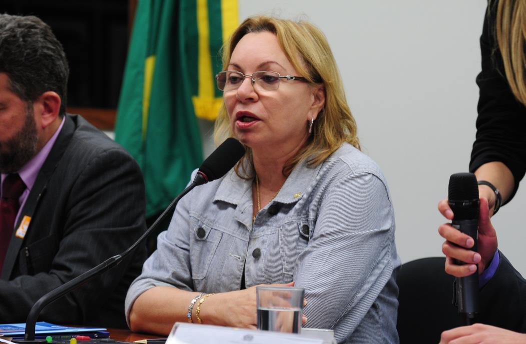 Gorete Pereira, deputada . (Foto: Alexandra Martins/Câmara)
