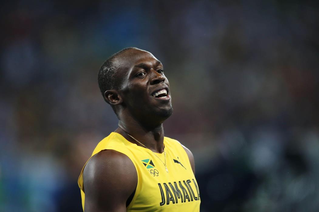 Usain Bolt nas Olimpíadas Rio-2016