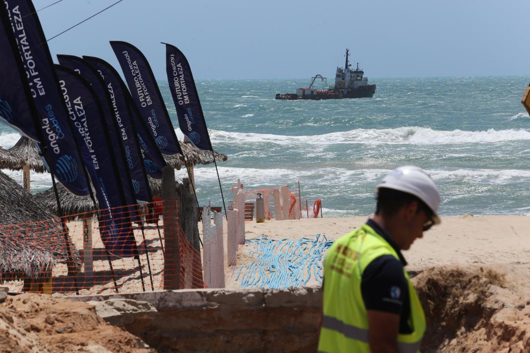 Ceará aproveita cabos submarinos como estratégia no mundo digital