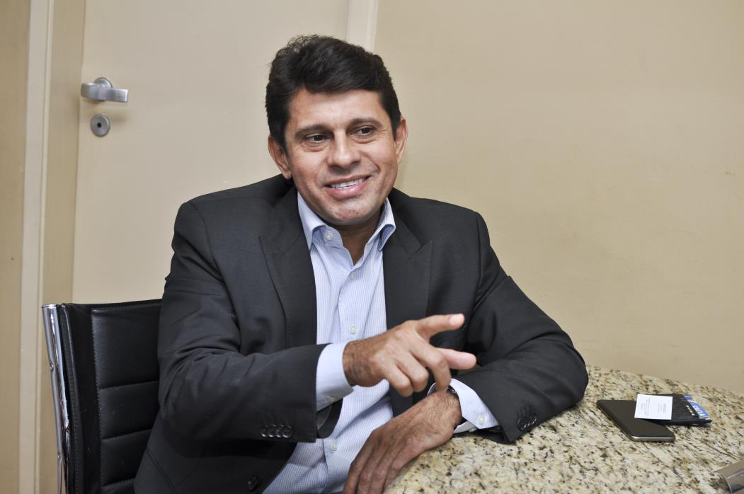 Hélio Winston Leitão, presidente da Agência Reguladora de Serviços Públicos Delegados do Estado do Ceará (Mariana Parente/ Especial para O POVO)