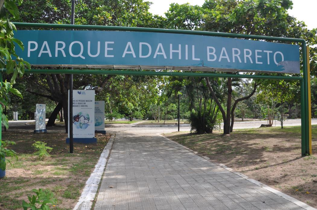 O Parque Adahil Barreto é administrado pelo Governo do Ceará, que já detém a gestão de dois viveiros florestais nos municípios de Caucaia e Pacoti
