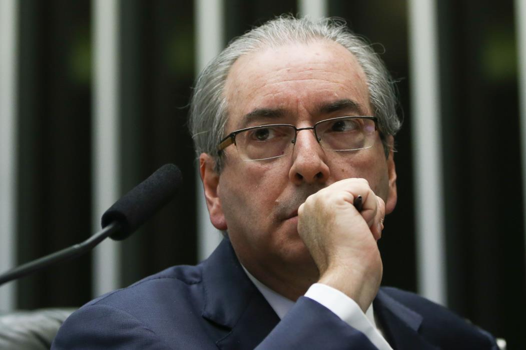 Eduardo Cunha está preso desde 2016