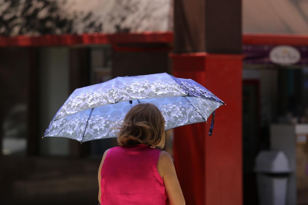 Mesmo com pouca chuvas nos últimas dias, o mês de maio alcançou a média histórica do período (Foto: FÁBIO LIMA FÁBIO LIMA)