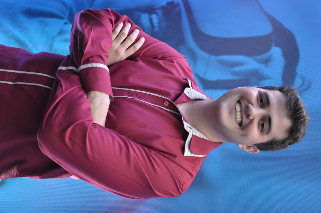 Gabriel Pinheiro, sócio fundador da Mercadapp