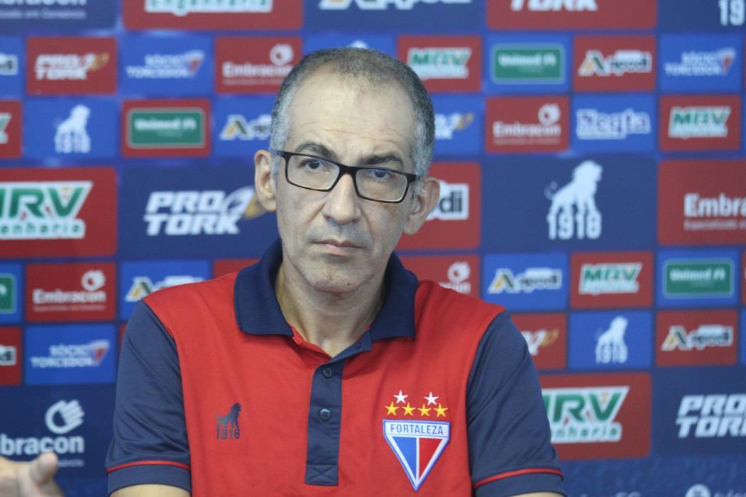 Marcello Desidério é o vice-presidente do Fortaleza. (Foto: Mateus Dantas / O Povo)