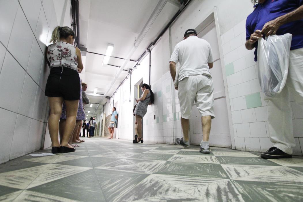 O projeto contou com o processo investigativo que analisou quanto cada esfera pública do Brasil gastou com saúde por habitante no ano passado. (Foto: AURÉLIO ALVES)