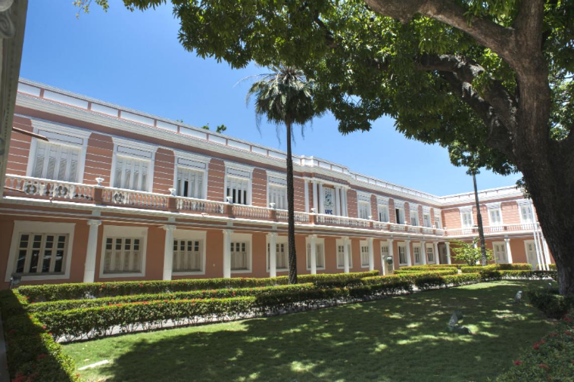 A Universidade Estadual do Ceará também ficou entre as 100 melhores do País, ocupando a 62ª posição. (Foto: Jr. Panela/UFC)