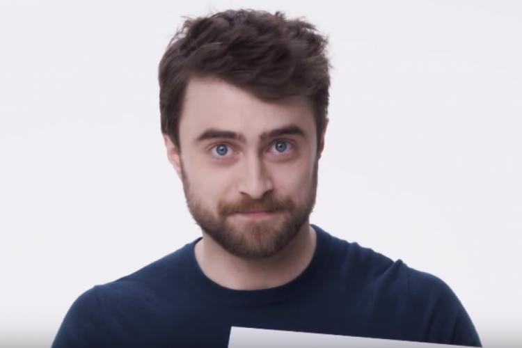 Daniel Radcliffe interpretou nos oito filmes o personagem Harry Potter, escrito por J.K. (Foto: (FOTO: Reprodução))