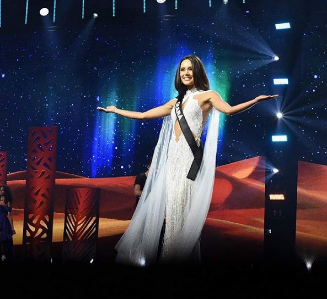 Luana Lobo foi coroada vice-campeã (Foto: Reprodução/Instagram)