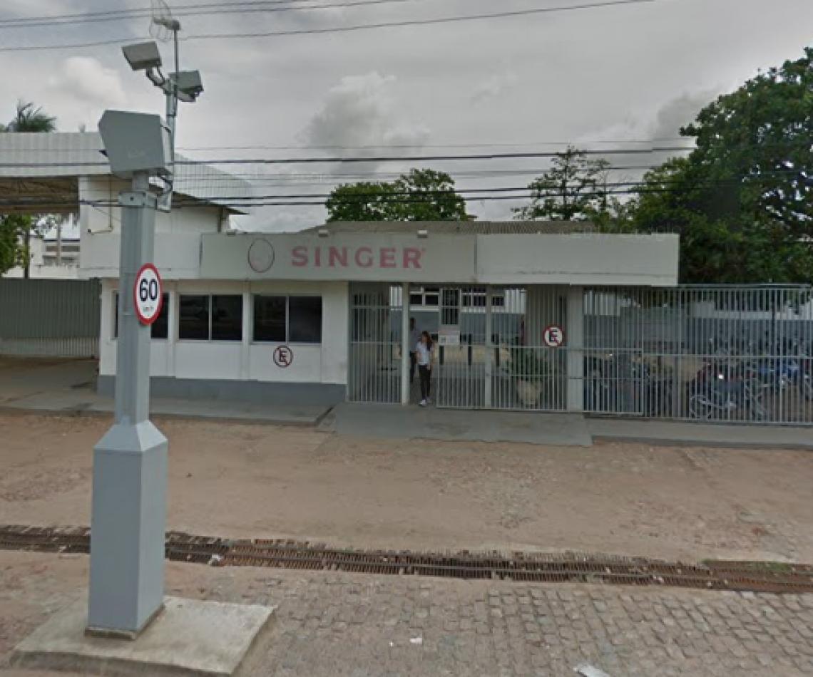 A empresa afirmou que a fábrica foi fechada devido a uma