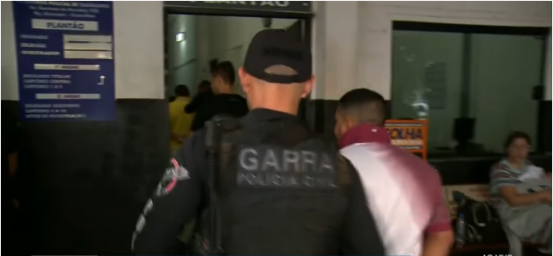 Polícia Civil de São Paulo prende quadrilha de assassinos de aluguel do Ceará na manhã desta segunda-feira, 15, em Guarulhos.