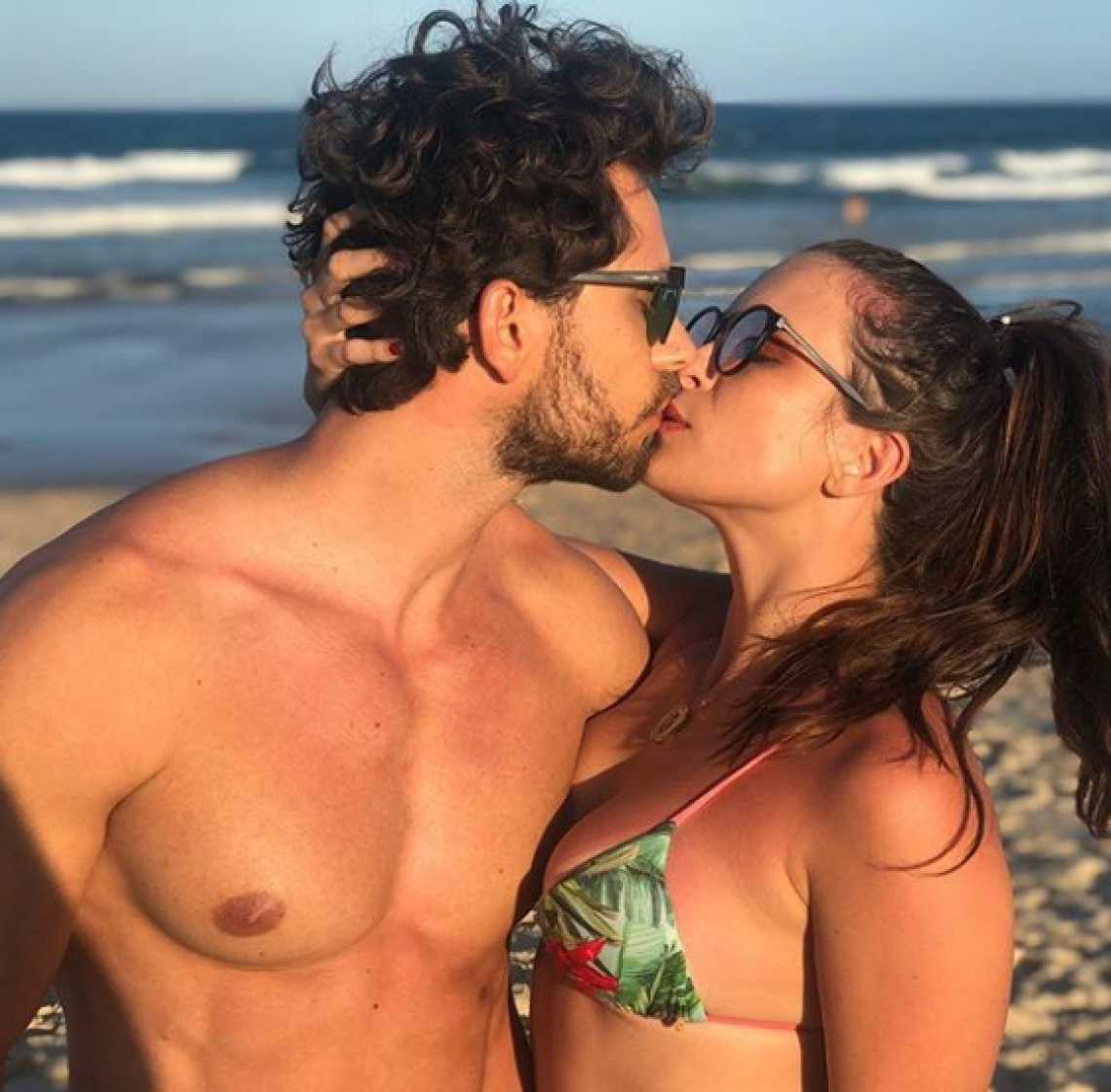 Eliéser Ambrósio e Kamilla Salgado estão no Power Couple Brasil 4.