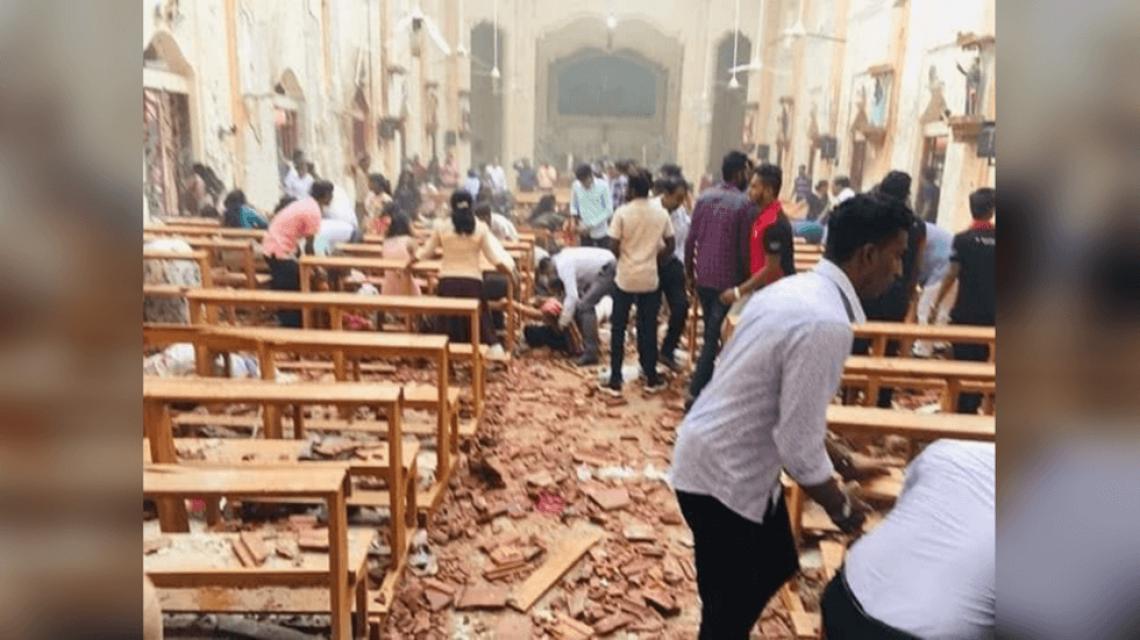 Mais de 200 pessoas morreram nos atentados