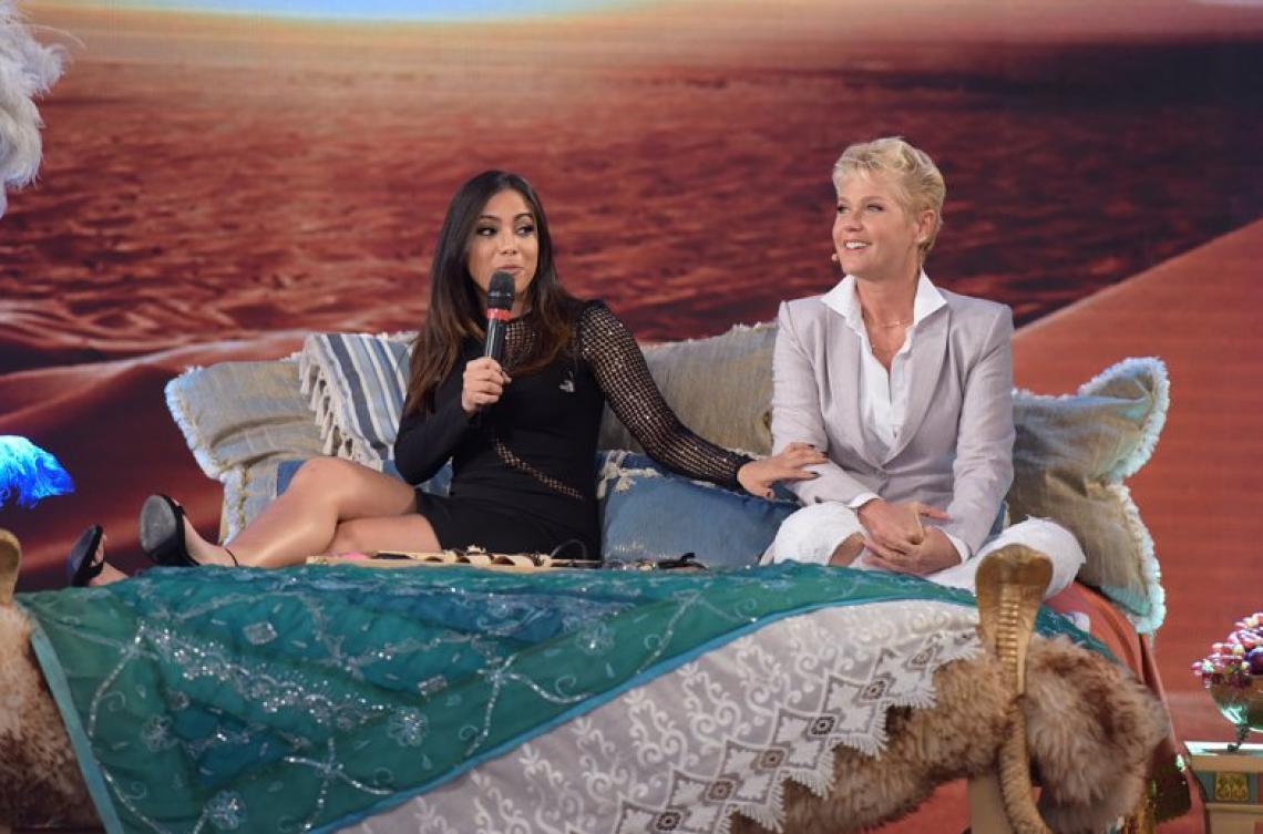 Anitta e Xuxa voltam a ser falar após desentendimento em programa.